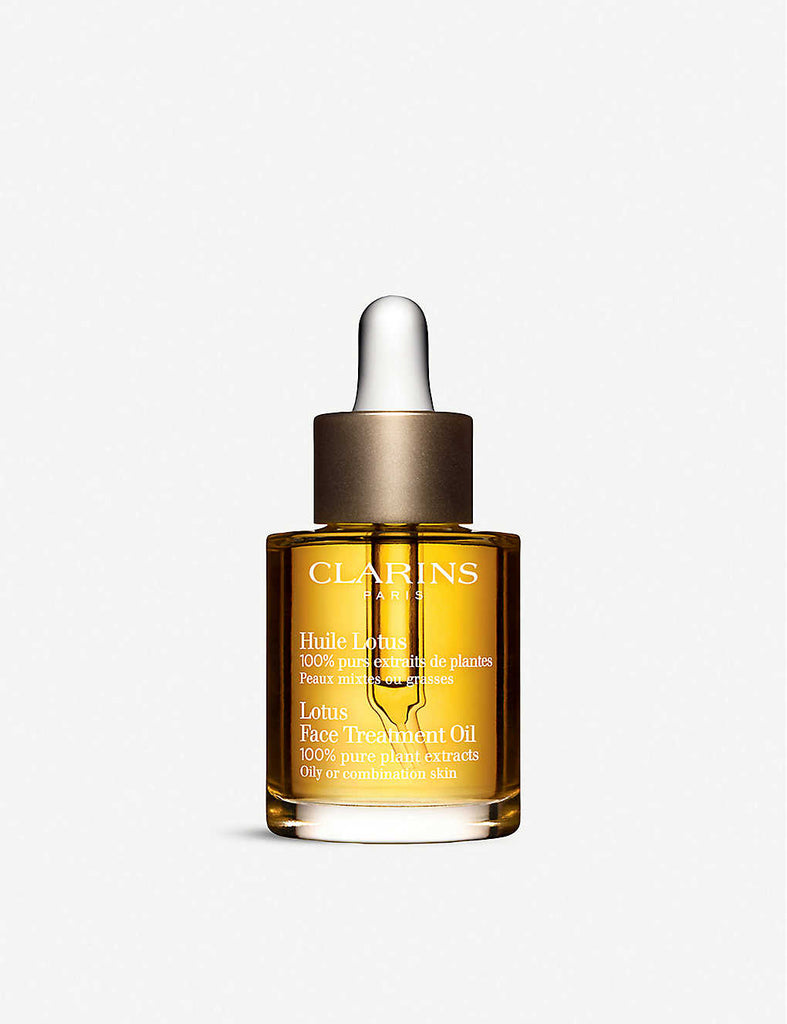 CLARINS Lotus Face Treatment Oil – Combination⁄Oily Skin 30ml