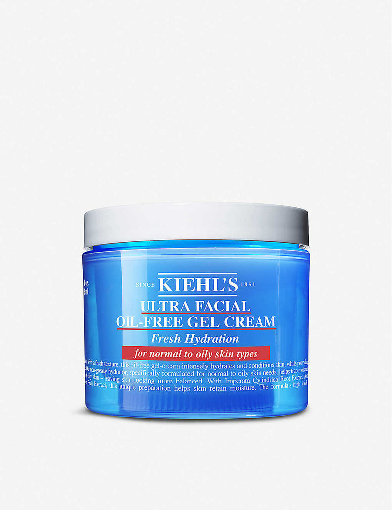 KIEHL'S Ultra Facial Oil-Free Gel Cream 125ml