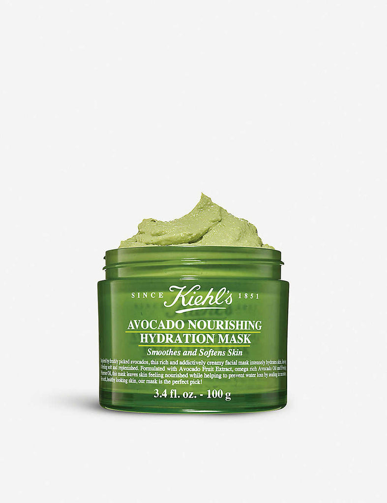 KIEHL'S Avocado Nourishing Hydrating Mask 100ml