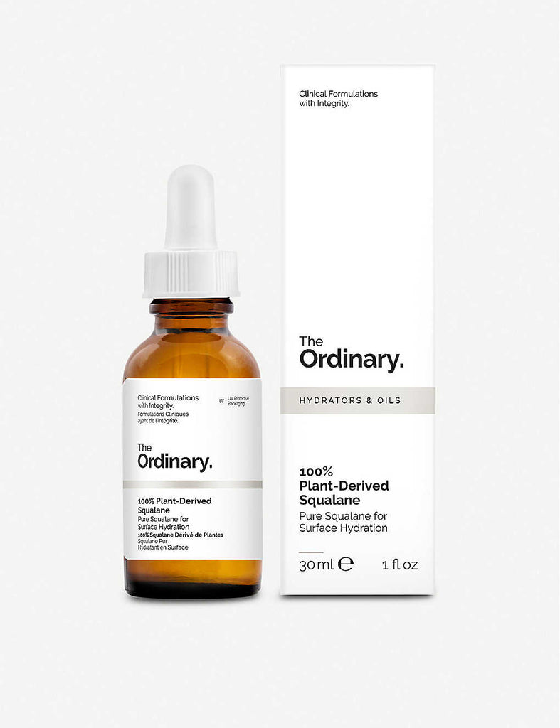 THE ORDINARY 100% Plant-Derived Squalane 30ml