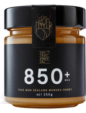 將圖片載入圖庫檢視器 THE TRUE HONEY COMPANY Raw Manuka Honey 250g