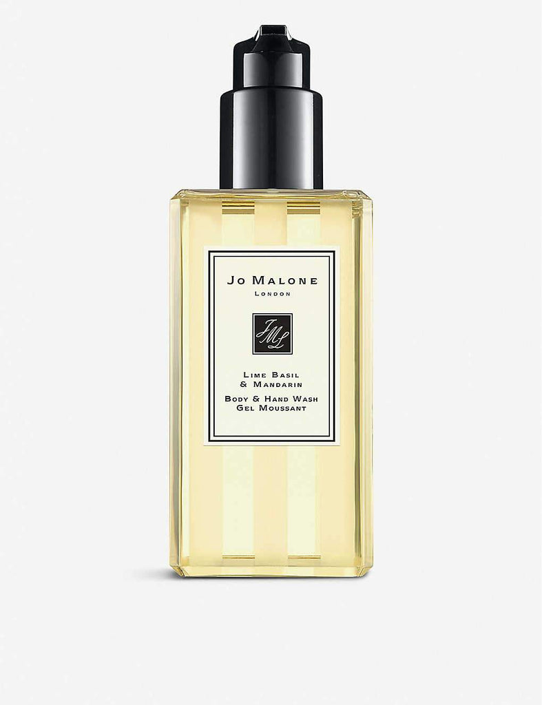 JO MALONE LONDON Lime Basil & Mandarin Body & Hand Wash 250ml - 1000FUN