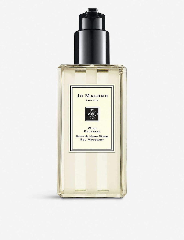 JO MALONE LONDON Wild Bluebell Body & Hand Wash 250ml - 1000FUN