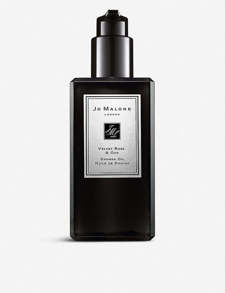 JO MALONE LONDON Velvet Rose & Oud Shower Oil 250ml - 1000FUN