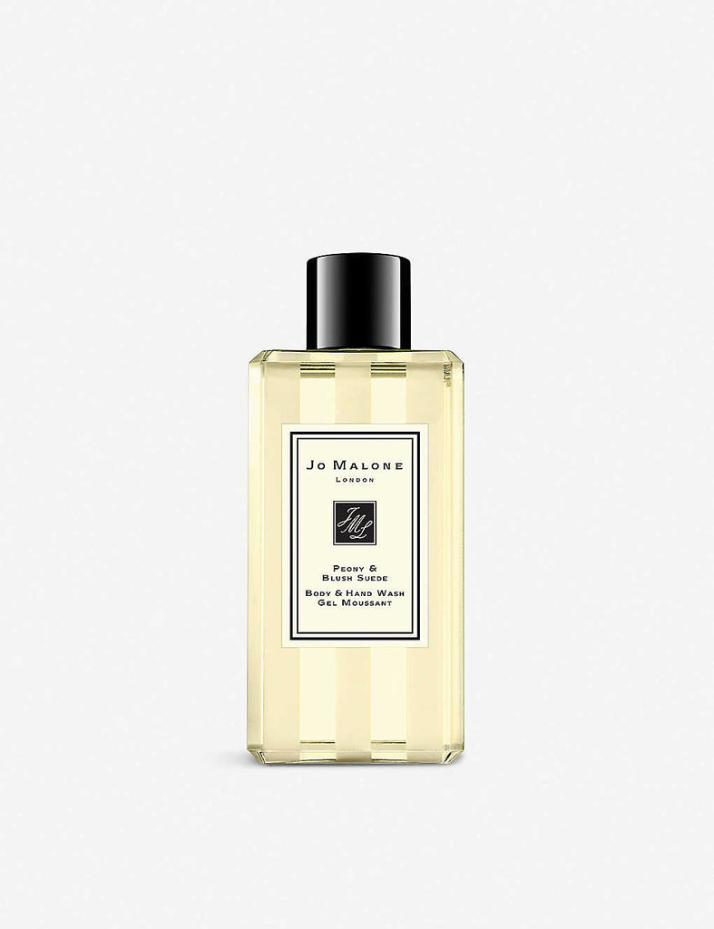 JO MALONE LONDON Peony & Blush Suede Body & Hand Wash 100ml - 1000FUN