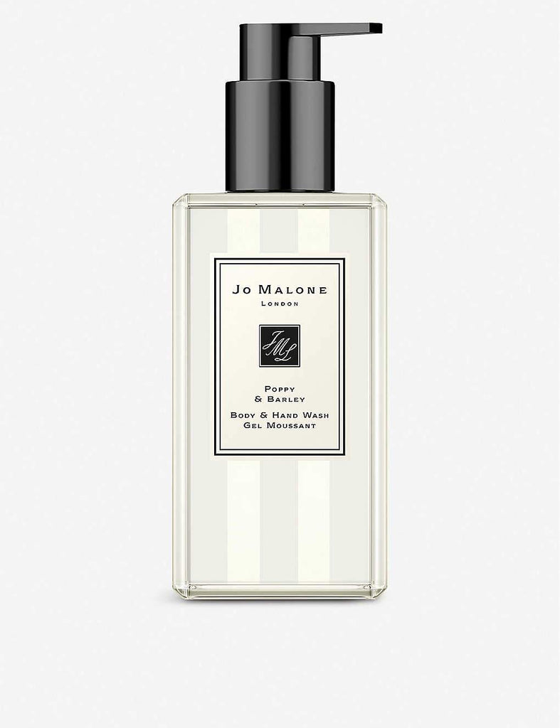 JO MALONE LONDON Poppy & Barley Body & Hand Wash 250ml - 1000FUN