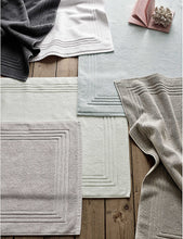 將圖片載入圖庫檢視器 THE WHITE COMPANY Egyptian Cotton Bathmat 90cm x 60cm