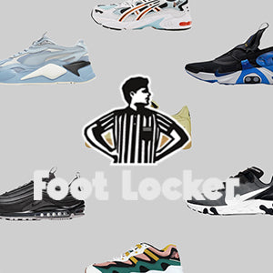 Foot Locker 長期代購 - 1000FUN