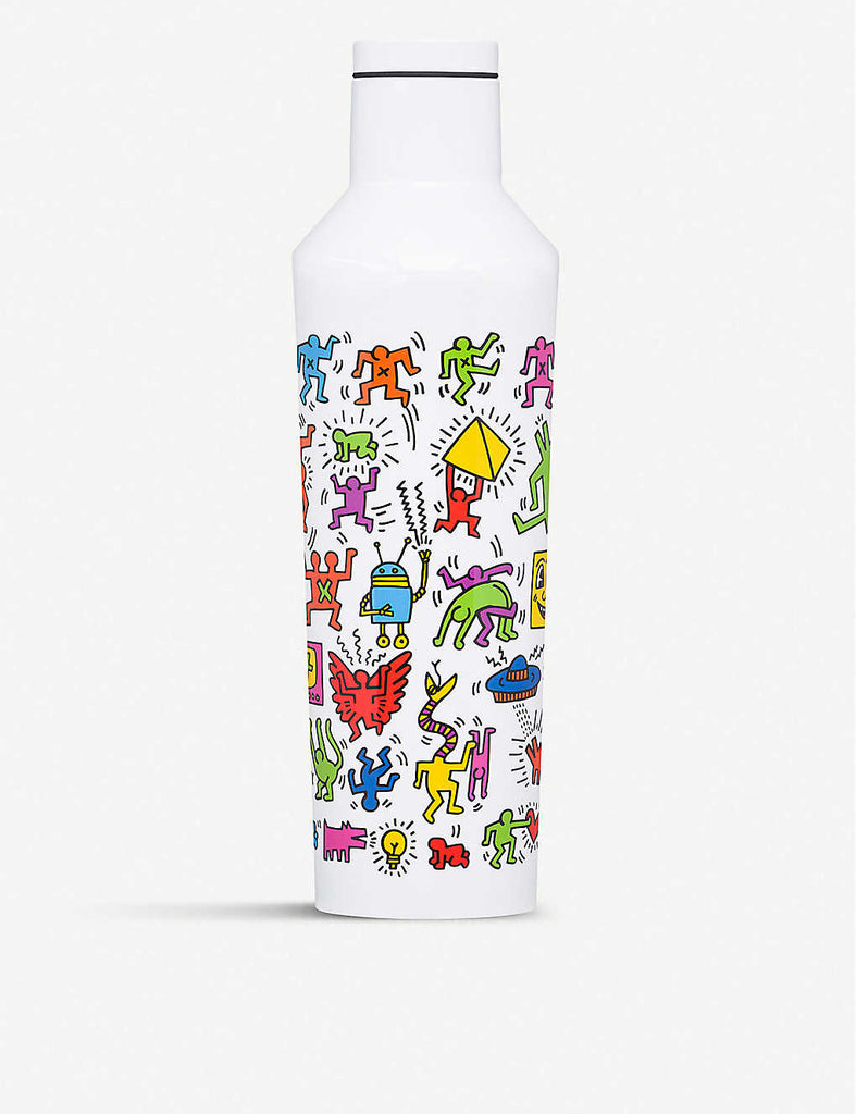CORKCICLE Keith Haring x Corkcicle Pop Party Stainless Steel Canteen 475ml