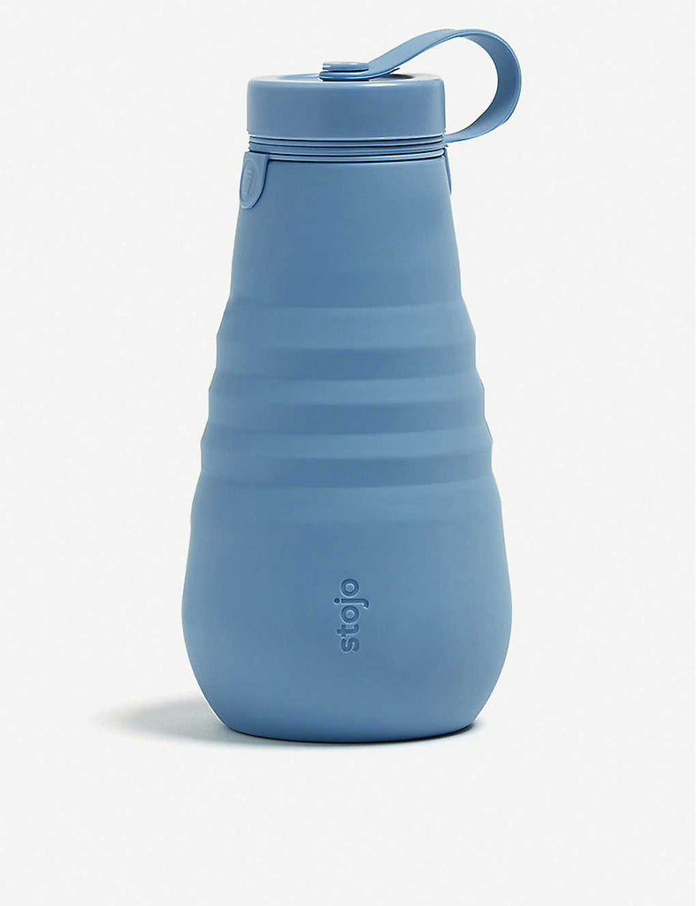 STOJO Collapsible Silicone Water Bottle 592ml
