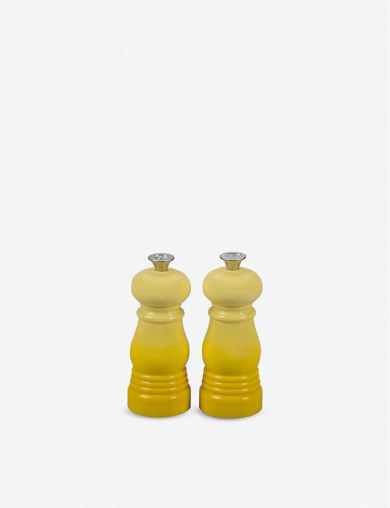 LE CREUSET Salt & Pepper Mill Set 11cm - 1000FUN