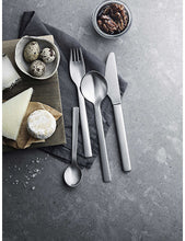 將圖片載入圖庫檢視器 GEORG JENSEN New York 16pcs Stainless Steel Cutlery Set