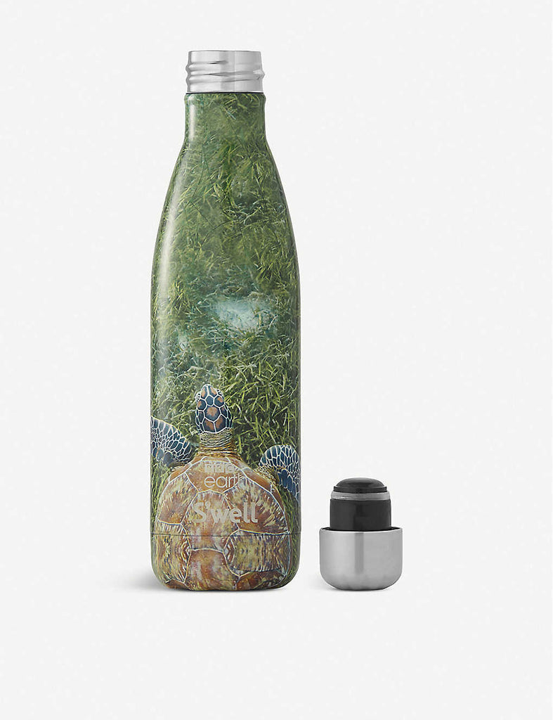 SWELL BBC Earth Turtle Stainless Steel Water Bottle 500ml