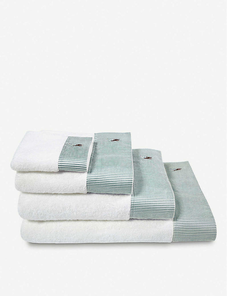 RALPH LAUREN HOME Oxford Cotton Hand Towel 100cm x 50cm