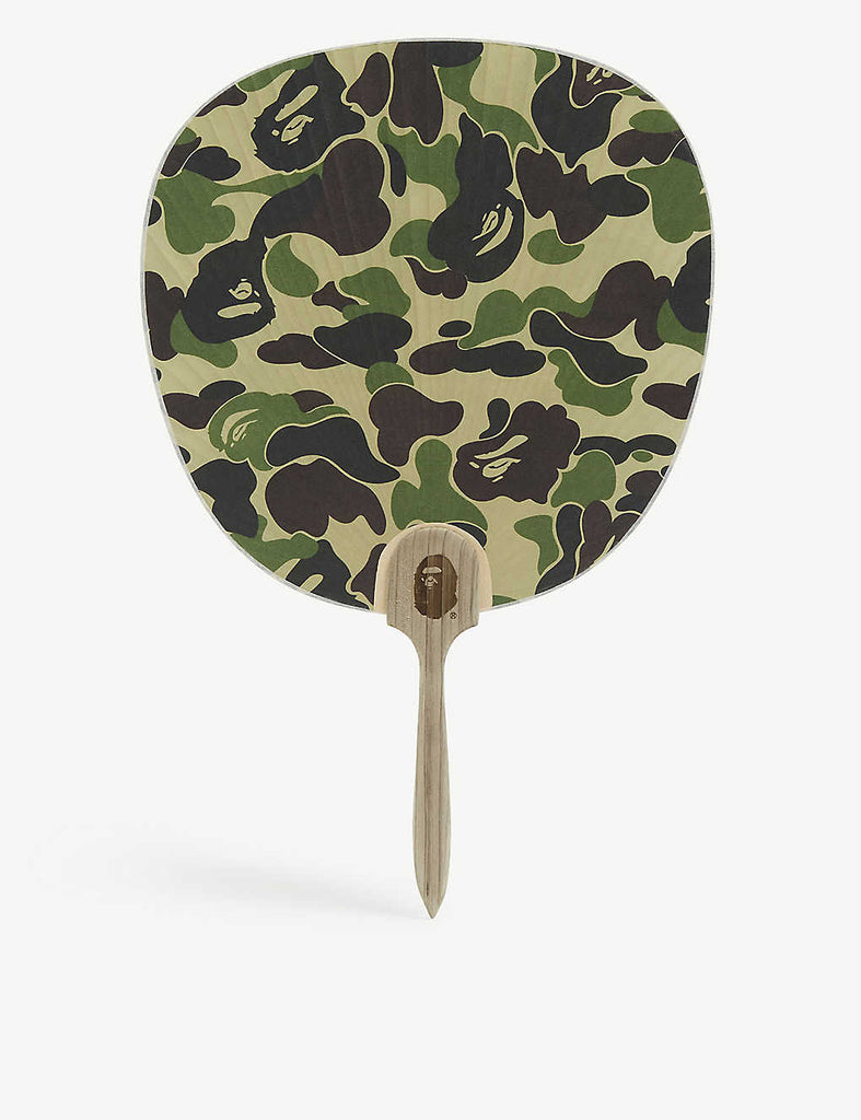A BATHING APE Bape Abc Japanese Fan