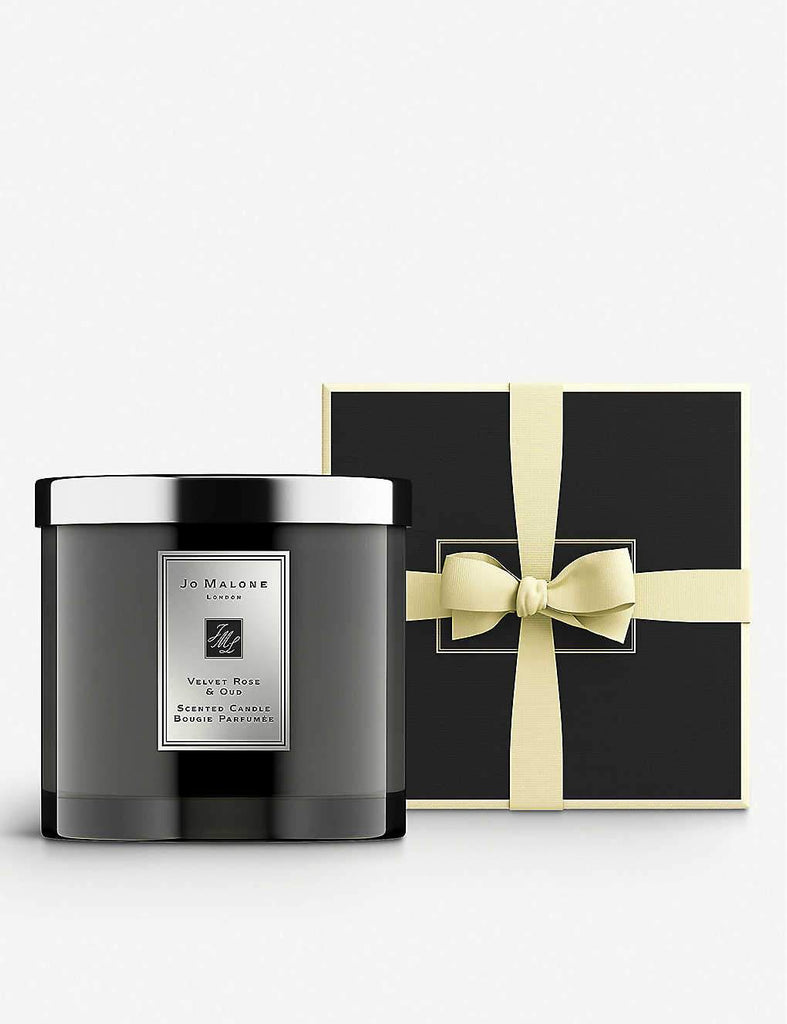 JO MALONE LONDON Velvet Rose & Oud Deluxe Candle 600g - 1000FUN