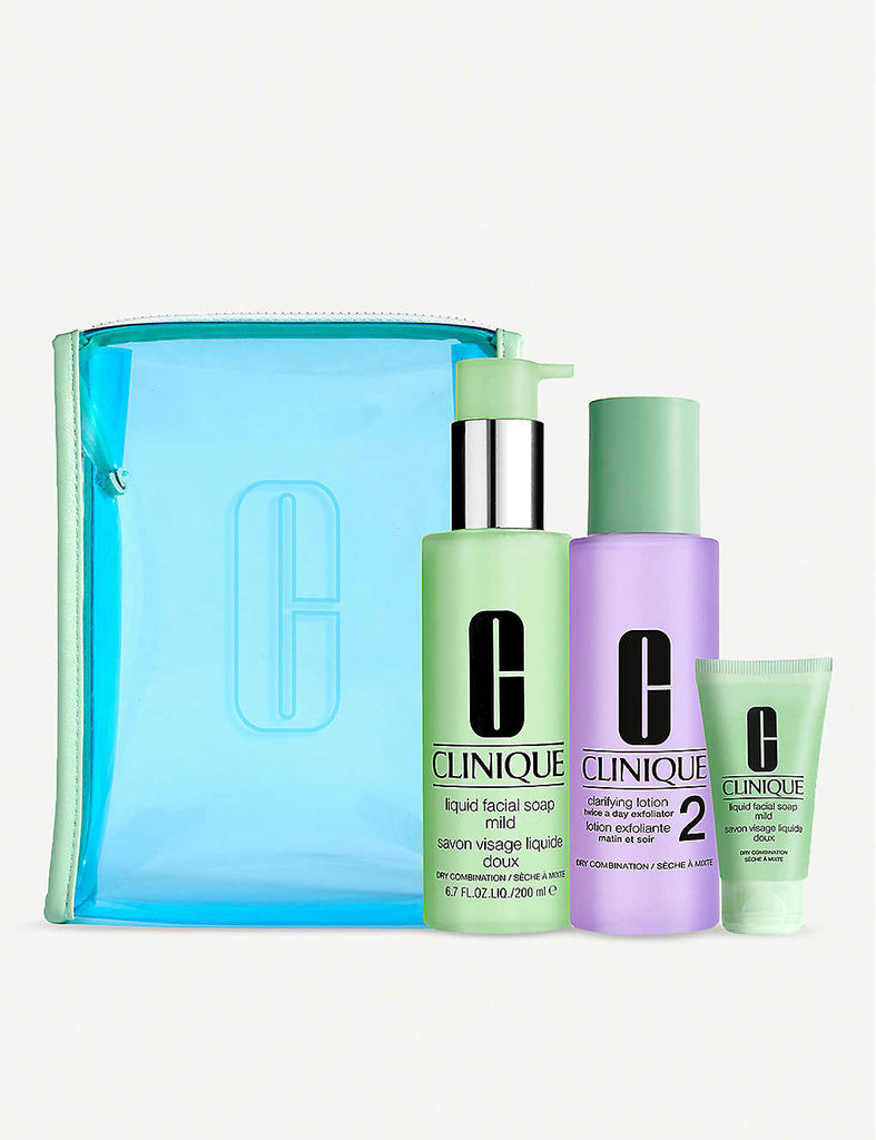 CLINIQUE Cleanse & Clarify Set