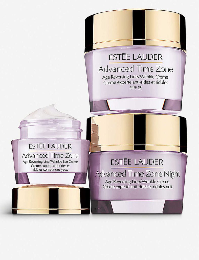 ESTEE LAUDER Advanced Timezone Age Reversing Line/Wrinkle Creme Travel Gift Set