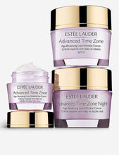 將圖片載入圖庫檢視器 ESTEE LAUDER Advanced Timezone Age Reversing Line/Wrinkle Creme Travel Gift Set