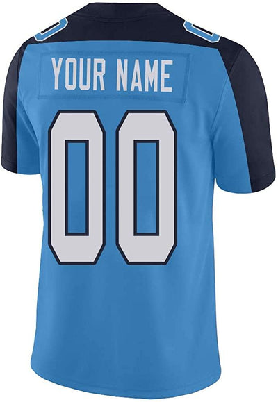 Personalized Tennessee Titans #18 Jonnu Smith 2020 new football jerseys for men women kids youth