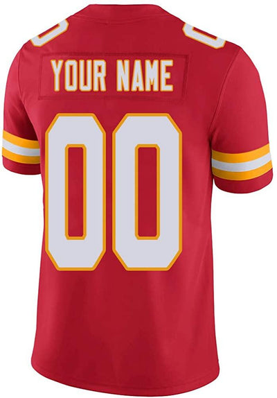 Personalized Kansas City Chiefs #77 Andrew Wylie 2020 new football jerseys for men women kids youth