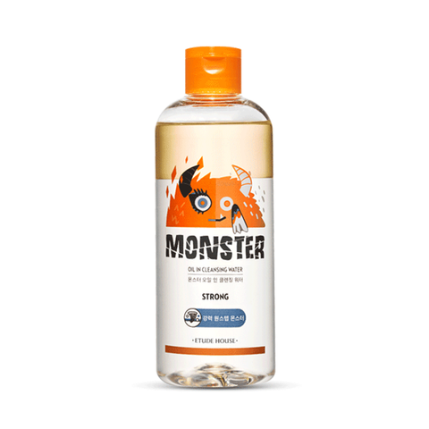 Monster Oil in Cleansing Water