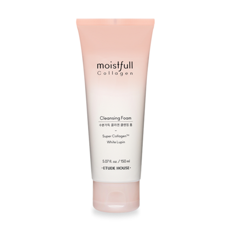 [NEW] Moistfull Collagen Cleansing Foam 150ml