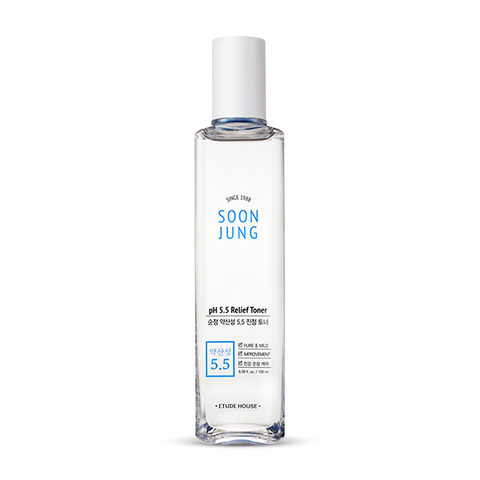 Soon Jung pH5.5 Relief Toner 180ml