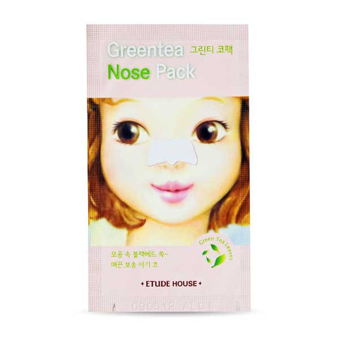 Green Tea Nose Pack