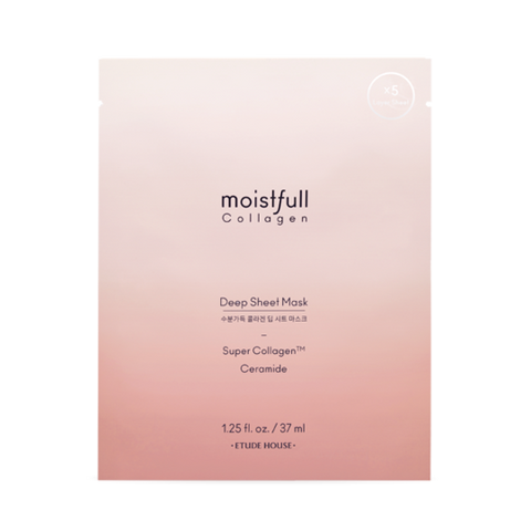 [NEW] Moistfull Collagen Deep Sheet Mask