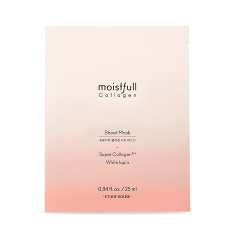 [NEW] Moistfull Collagen Mask Sheet 25ml