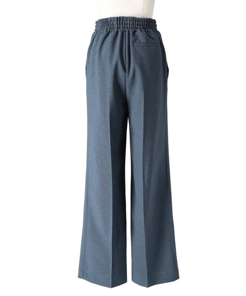 center press stretch pants - CISLYS