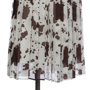 Inc art tiered skirt - CISLYS