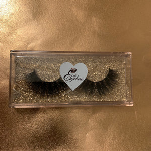 Rebel 3D Mink Lashes