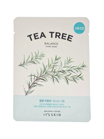 IT'S SKIN - The Fresh Sheet Mask Tea Tree - Seoul Maid
