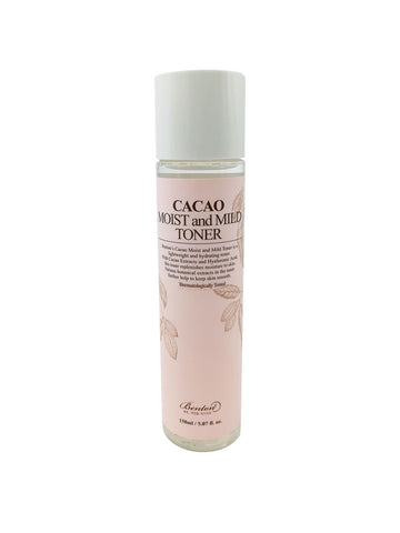 BENTON - Cacao Moist and Mild Toner - Seoul Maid
