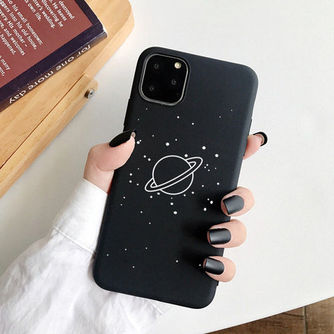 Coque Art <br> Saturne