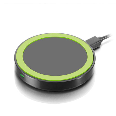 Qi Wireless Charger GMYLE® Qi Enabled Mini Charging Pad for Smartphones and Tablets