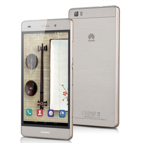 HUAWEI P8 Lite 16GB Android 5.0 Lollipop Octa Core 2 GB RAM 4G Dual SIM Dual Cam13MP