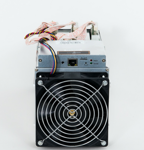 ASIC Bitcon Miner BITMAIN ANTMINER S9 14 Th/s World's Most Power-Efficient Bitcoin Miner