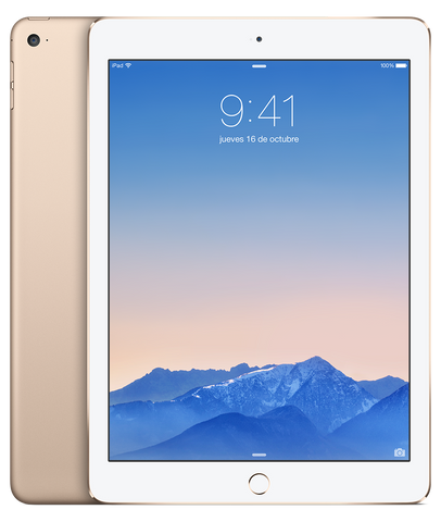 iPad Air 2  WIFI/WIFI + Cellular Grey/Silver/Gold 16GB/64GB/128GB