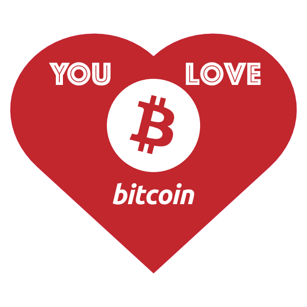You Love Bitcoin