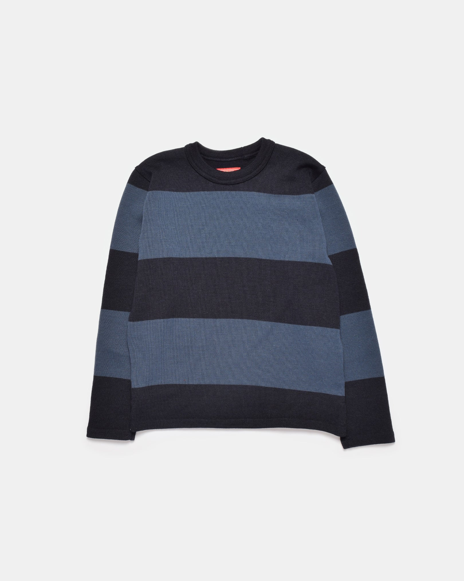 Dehen 1920 Big Stripe Sweater