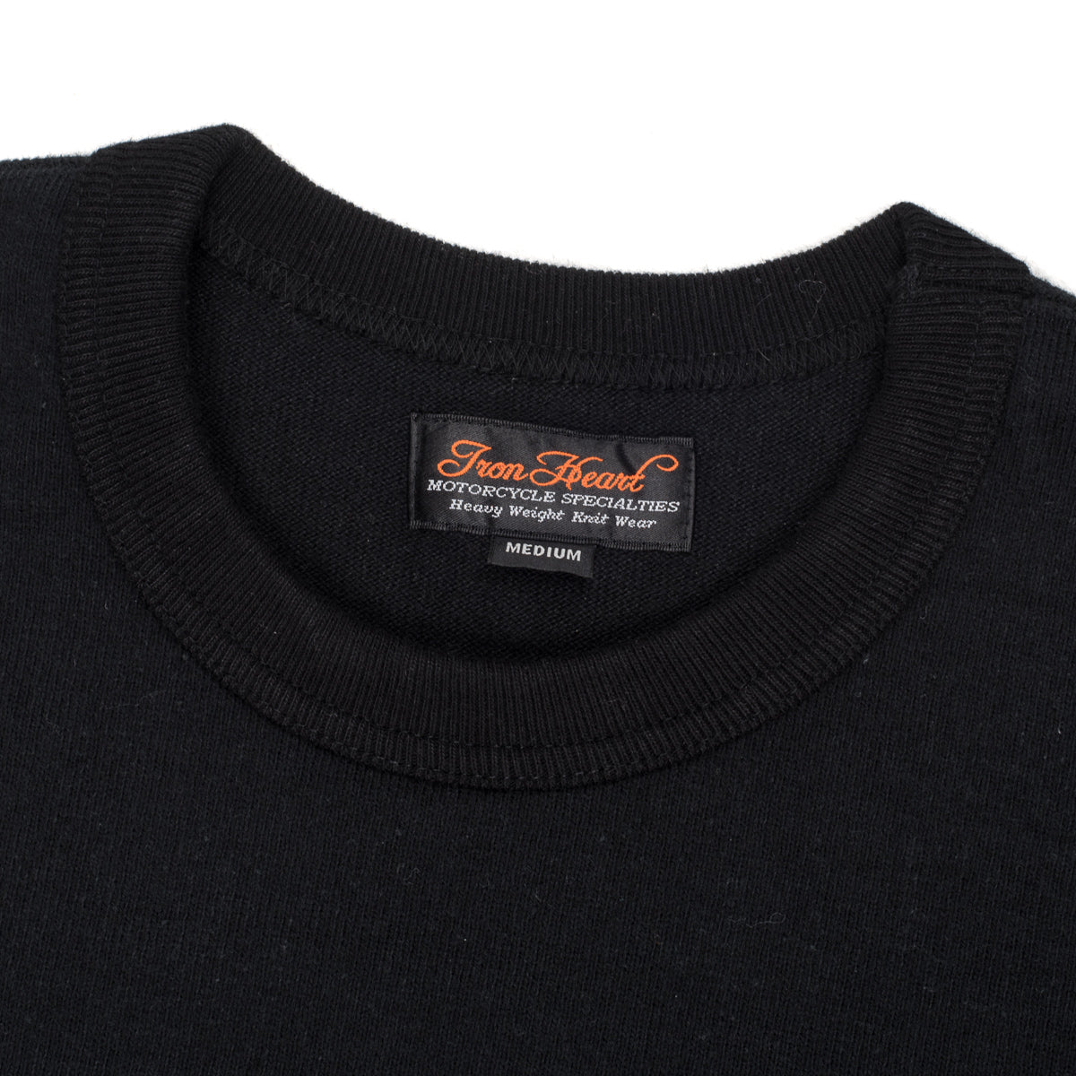 IHTL-1501 - 11oz Crew Neck Sweater Black