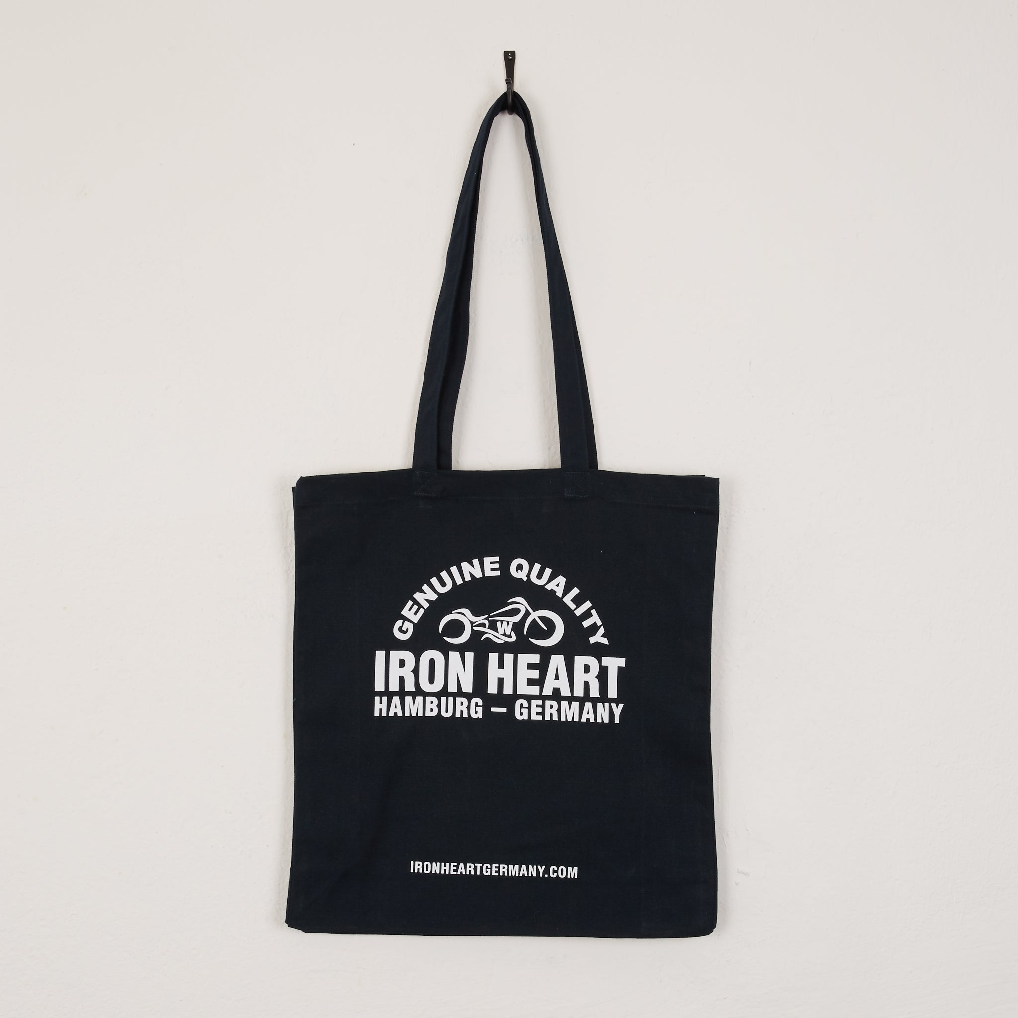 Iron Heart Hamburg Tote Bag