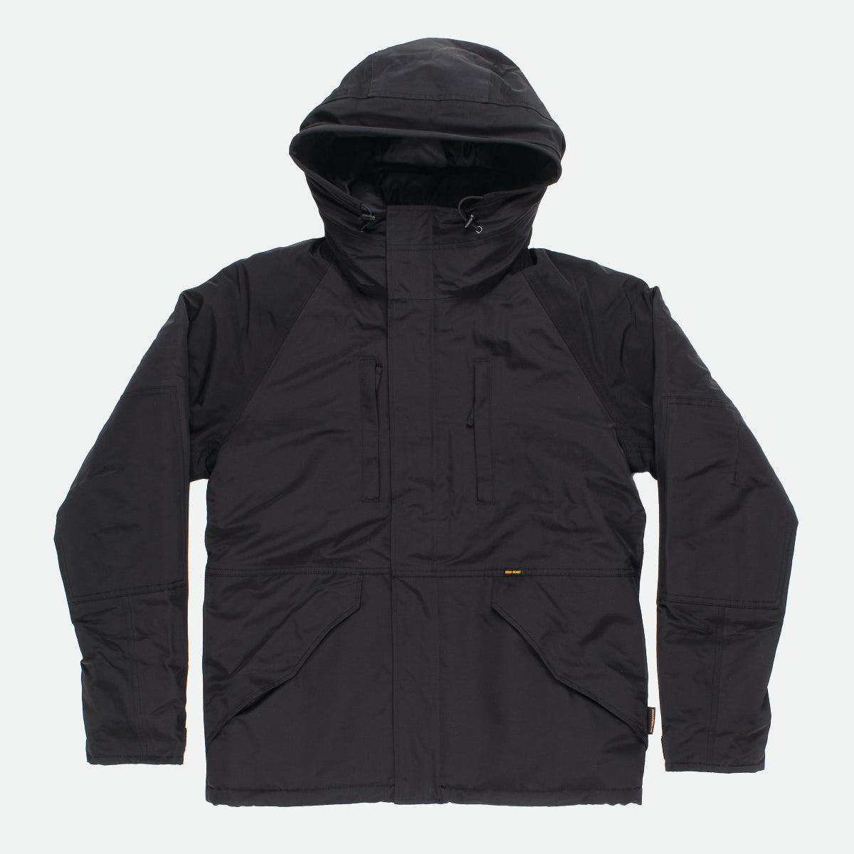 IHJ-75 - PrimaLoft® Mountain Parka Black