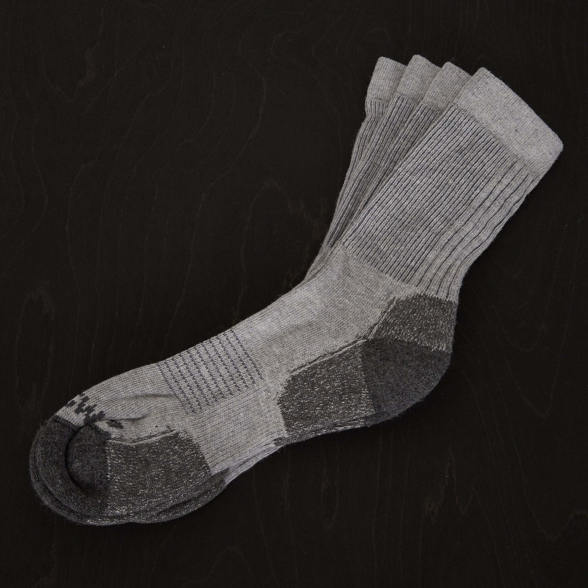 Wigwam Wool Workmate 2-Pack Socks Grey