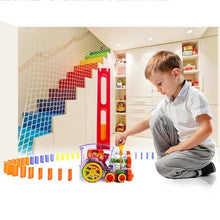 Load image into Gallery viewer, Domino Train Car Set