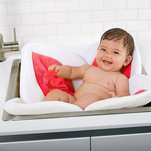 Load image into Gallery viewer, Blossoming Flower Baby Bathtub Mat