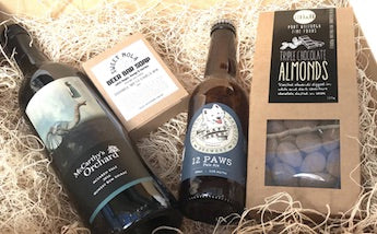 gift hamper for Dad